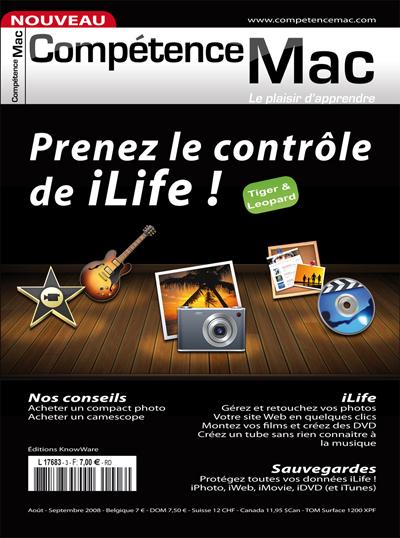Compétence Mac 3, en kiosque le 22 juillet