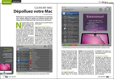 Dossier Pratique : Dépolluez votre Mac.