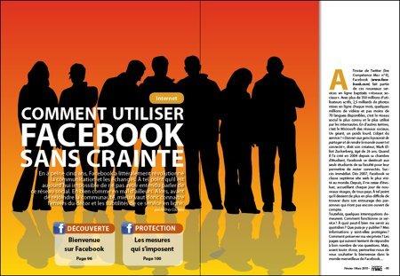 Découvrir et utiliser Facebook sans crainte.