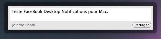 Accro à FaceBook ? Découvrez FaceBook Notifications !