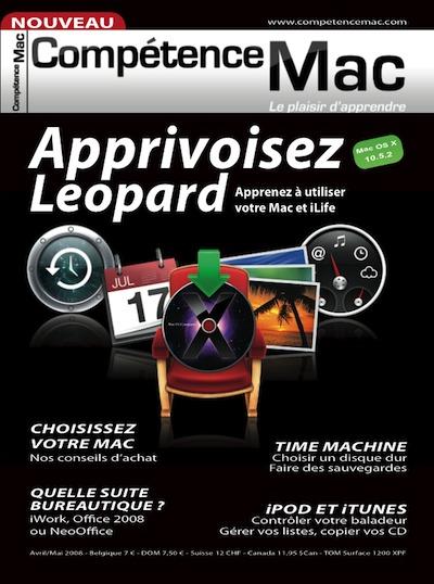 Compétence Mac 1, en kiosque le 12 mars