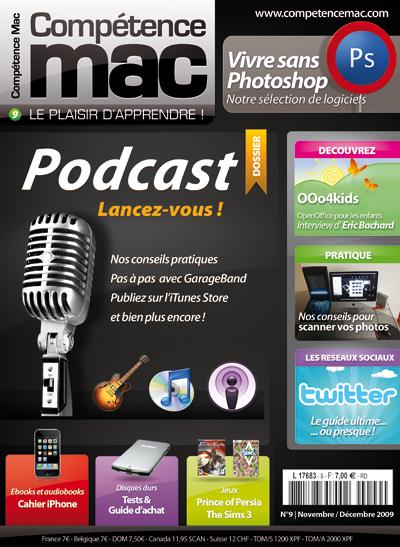 Compétence Mac 9, en kiosque le 11 novembre