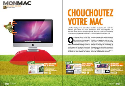 MON MAC • Chouchoutez votre Mac