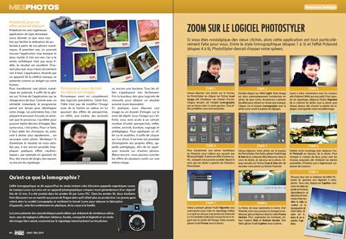MES PHOTOS • La retouche ludique et créative expliquée en détails