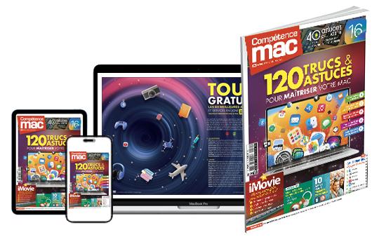 Comment s'abonner à Compétence Mac ou offrir un abonnement à un proche ?