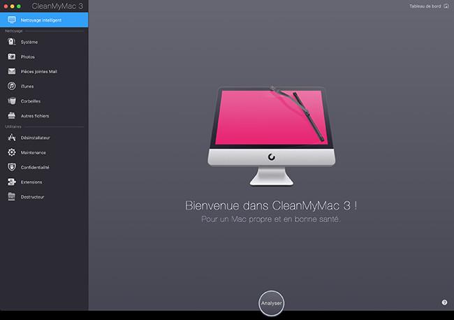 [Concours] Gagnez 10 licences de CleanMyMac 3 pour Mac pour nettoyer votre Mac en profondeur (terminé)