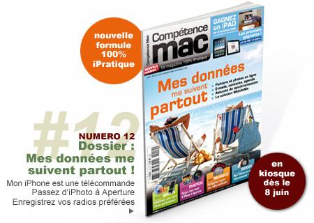 Compétence Mac 12, en kiosque le 8 juin