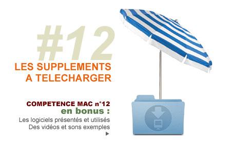 Les suppléments du Compétence Mac 12