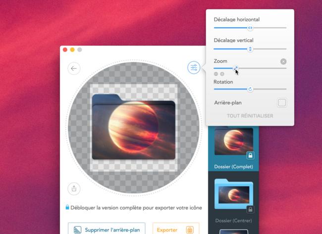 [Concours] Gagnez 10 licences de Image2icon pour créer vos propres icônes ! (terminé)
