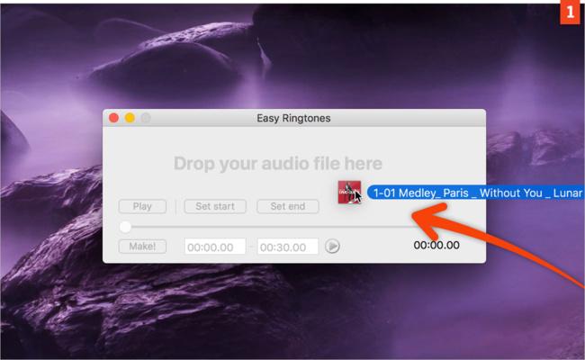 [Téléphone] Créez des sonneries sur Mac pour personnaliser les appels
