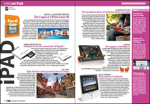 MES ACTUS • Sélection de Noël pour le Mac, l'iPad et l'iPhone