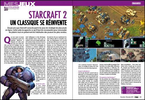 MES JEUX •  Starcraft 2, un classique se réinvente