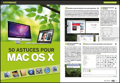 Dossier de Une • 50 astuces pour Mac OS X