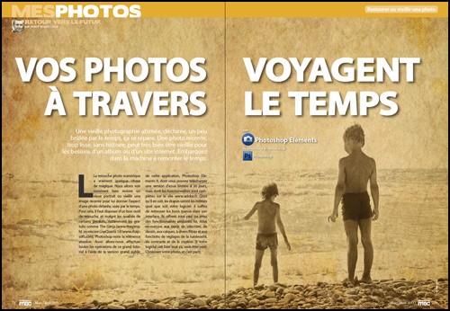 Mes photos • Vos photos voyagent à travers le temps