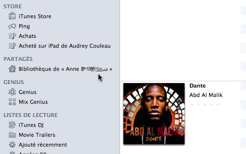 iPad • Accédez à toute votre musique