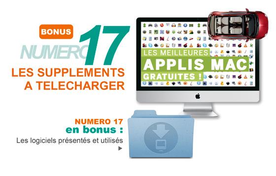 Les suppléments du Compétence Mac 17