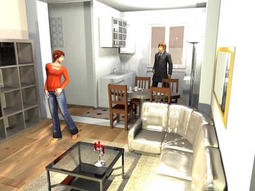 graphisme sweet home 3d. Black Bedroom Furniture Sets. Home Design Ideas