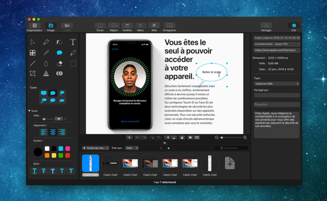 [Concours] Gagnez 10 licences de Capto pour capturer et éditer image et vidéo (terminé)