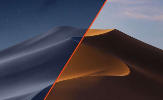 [macOS Mojave] Comment exclure une application du mode sombre ?