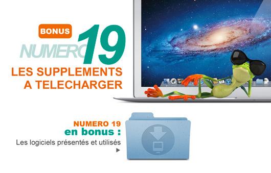 Les suppléments du Compétence Mac 19