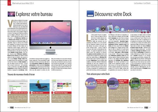 Compétence Mac - Les guides pratiques #1 : Bien débuter avec Mac OS X Lion