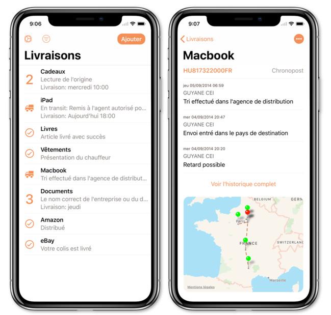 [Pratique] Suivez la livraison d'un colis depuis votre Mac ou votre iPhone