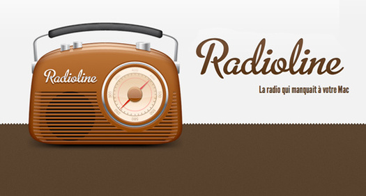 Radioline, la radio qui manquait à votre Mac