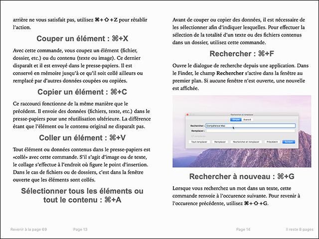 Compétence Mac • Maîtrisez tous les Raccourcis pour macOS (ebook)