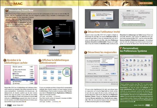 Compétence Mac 21, en kiosque le 28 décembre