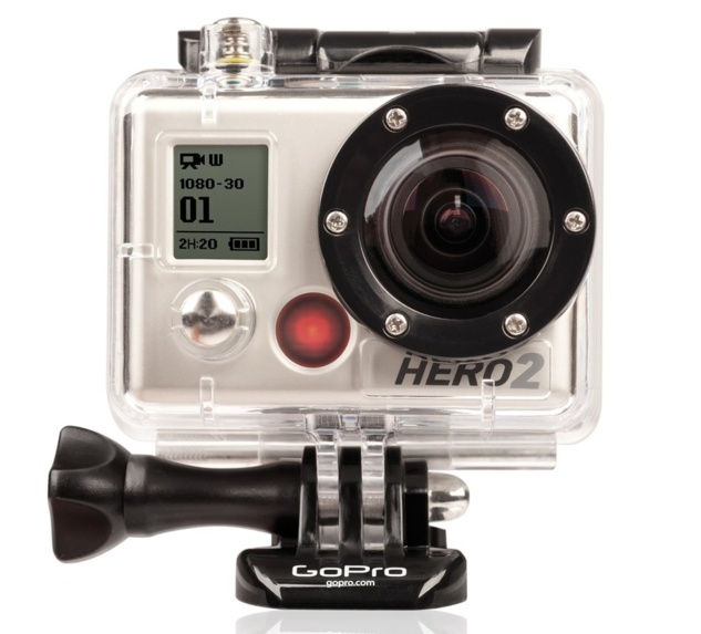 Gagnez 1 caméra GOPRO HD Hero 2