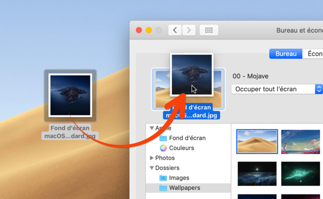 [Bureau] Téléchargez les fonds d'écran de macOS Catalina 10.15 et d'iOS 13 !