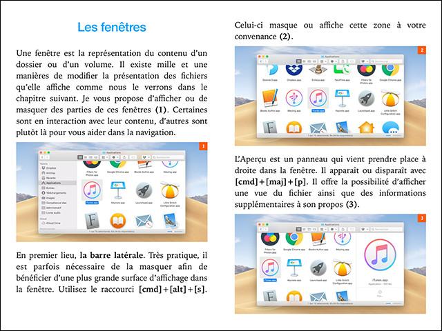 Compétence Mac • macOS Mojave vol.1 - Bien débuter (ebook)