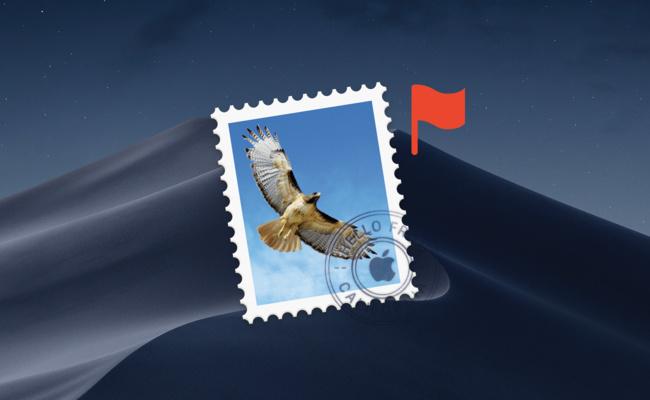 macOS • Comment marquer un courrier pour le repérer facilement ?