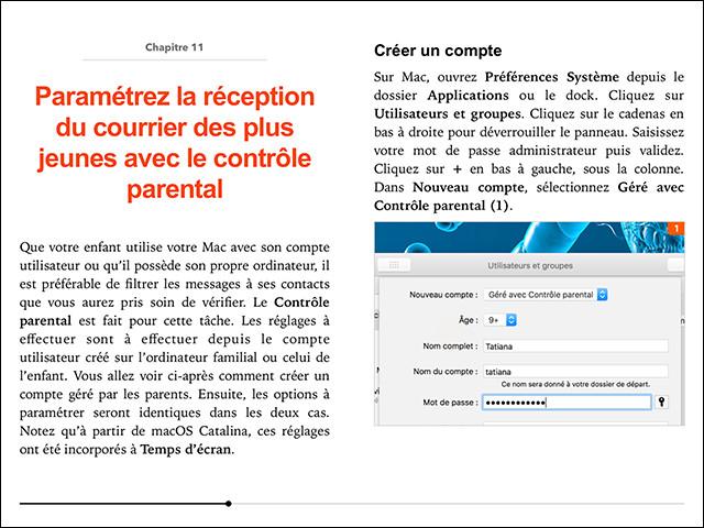 Compétence Mac • Mail pour macOS - 100% Astuces (ebook) MISE À JOUR : 10 vidéos incluses
