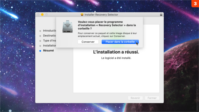 macOS • En cas de problème, restaurez plus facilement votre Mac