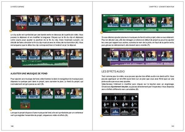 Compétence Mac - La vidéo sur Mac (livre)