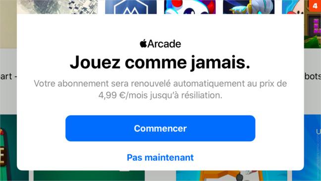 Apple Arcade • Jouez sur votre télé ou votre appareil iOS