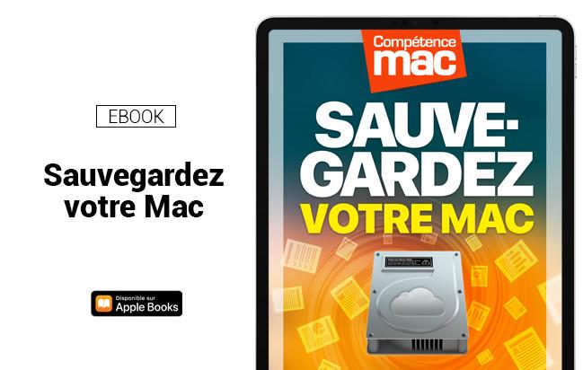 Compétence Mac • Sauvegardez votre Mac (ebook)