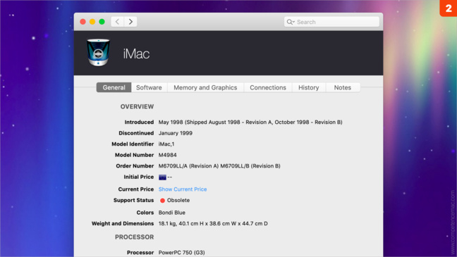 Infos • Maîtrisez les caractéristiques techniques de votre Mac