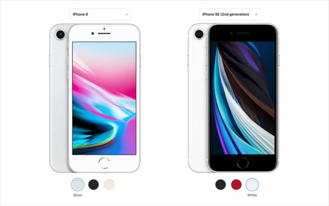 Nouveauté • Apple lance l'iPhone SE édition 2020 à 489 €