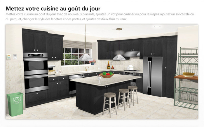 gagnez 10 logiciels architecte 3d d 39 avanquest. Black Bedroom Furniture Sets. Home Design Ideas