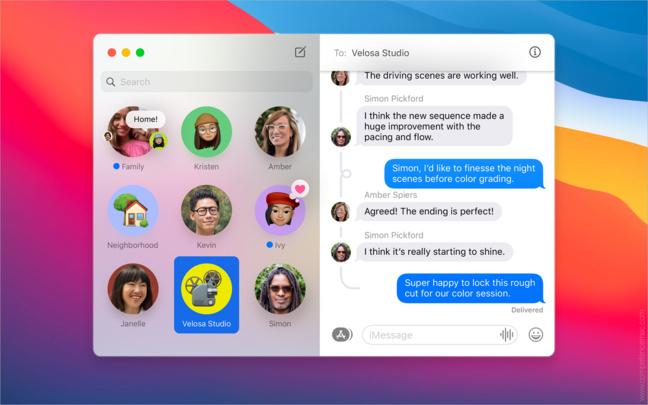 WWDC'20 • Apple dévoile macOS 11 Big Sur avec une toute nouvelle interface