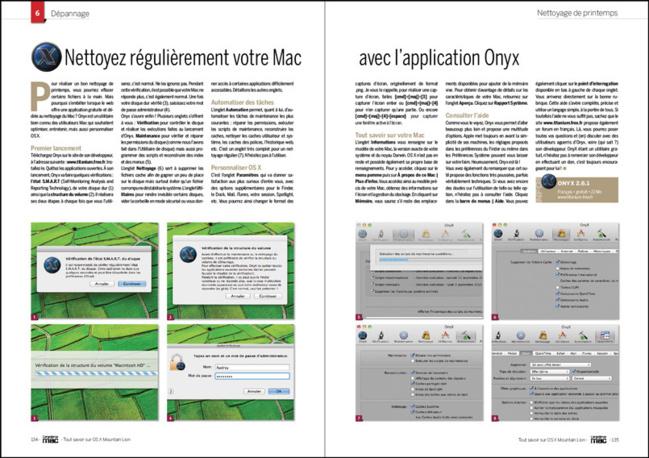 Compétence Mac - Les guides pratiques #3 : Tout savoir sur OS X Mountain Lion