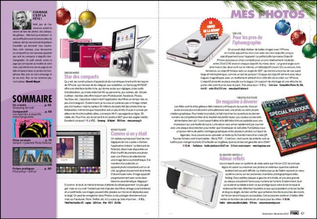 Compétence Mac 26, en kiosque le 30 octobre