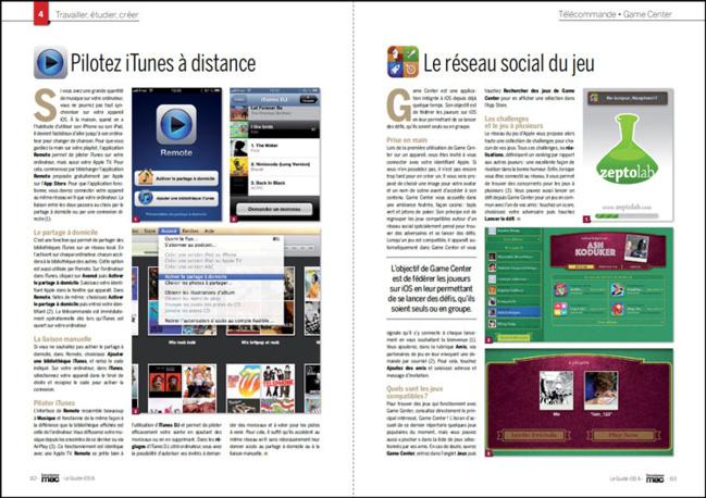 Compétence Mac - Les guides pratiques #4 : Le guide complet iPhone iPad avec iOS 6