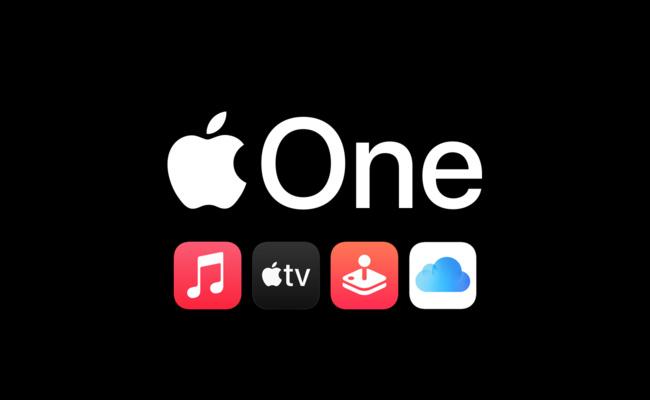Nouveaux services et nouvelles offres avec Apple One