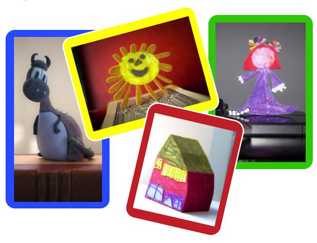 Impression 3D... et leurs idées prennent vie !