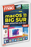 macOS 11 • Modifier les couleurs et l'aspect des fenêtres
