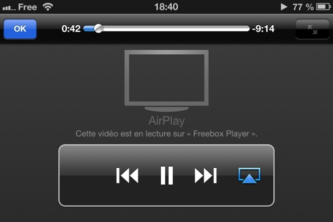 La Freebox Révolution compatible Airplay, adieu l'Apple TV ?
