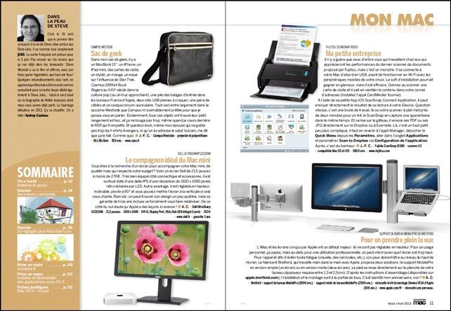 Compétence Mac 28, en kiosque le 1er mars
